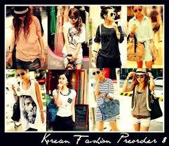 korean fashion wear