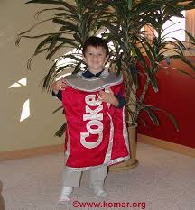 coke can costume