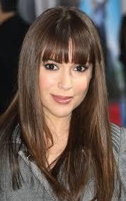 of Alyssa Milanos hair to