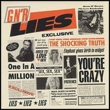 guns and roses lies