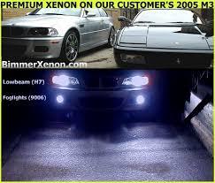 e46 xenon