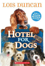 hotel for dogs book