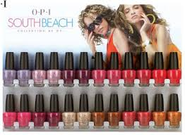 opi collection
