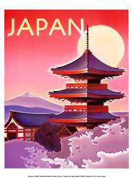 posters of japan