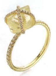 diamond in the rough rings