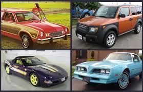 car color combinations