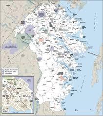 anne arundel county maps