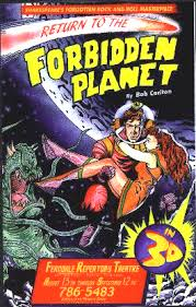 return to forbidden planet