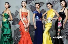chinesische kleider