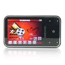 samsung touch screen mp4