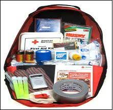 earthquake supply kit