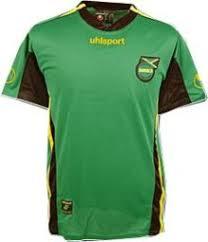 jamaica football shirts