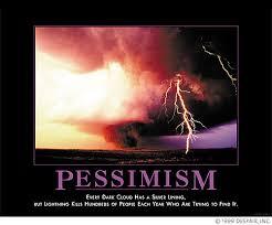 pessimism posters