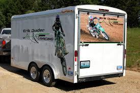 motocross trailer graphics