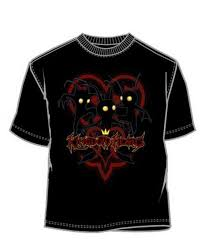 kingdom hearts nobody shirt