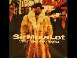Sir Mix-a-lot - I Check My Bank