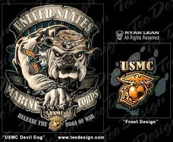 devil dog picture