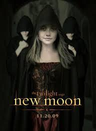 new moon posters twilight