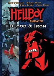 hellboy animated dvd
