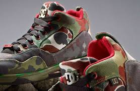dc shoes camo