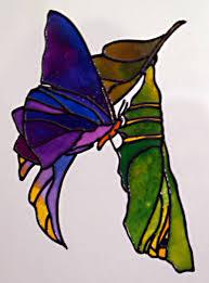 glass paint designs