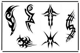 male tatuaze