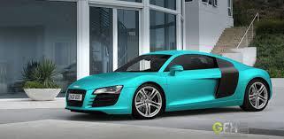 blue car colors
