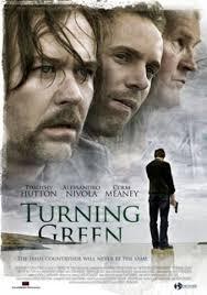 green turning