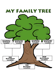 family tree graphs