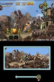 metal slug 7 nintendo ds
