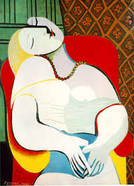 The Dream by Picasso