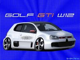 golf car vw