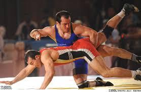 persian wrestling