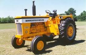 minneapolis moline g 1000
