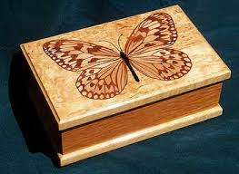 butterfly music boxes
