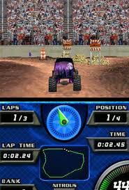 monster trucks ds