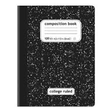 marble composition notebooks