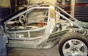 corvette roll cages