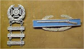 marksmanship medals