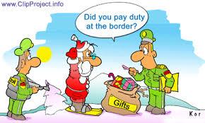 free christmas cartoon