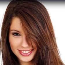 hair brown