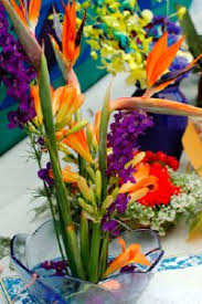 birds of paradise flower arrangement