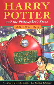 harry potters book