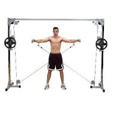 cable crossover exercises