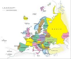 mapa europy i azji
