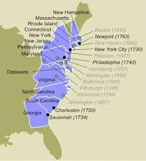 colonies america