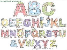 alphabetical letters