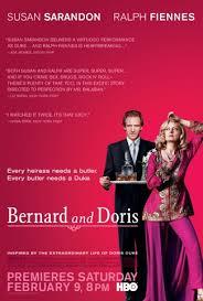 bernard and doris dvd