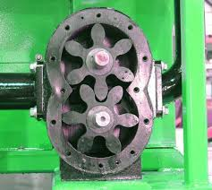 rubber gears