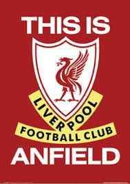 liverpool football club posters